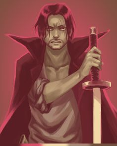 FUCK YEAH ONE PIECE - Hello! Can you try Shanks with palette 7, thanks!