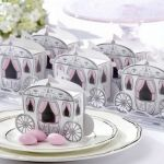 Carriage Cinderella Style Favor Box So sweet!