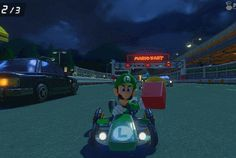 Luigi sends notice that The Year of Luigi never ended... - NeoGAF