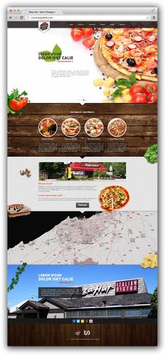 Pizzahot.com 92 Weekly Web Design Inspiration #38