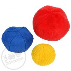 These sensory balls offer a range of tactile textures, sizes and colors. A multi-purpose educational toy for big and small activities.