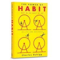 The Power of Habit by Charles Duhigg... lots of stories through the lens of habits, each illustrating a different habit... some stories interesting and some more of a stretch, but very good read/listen!