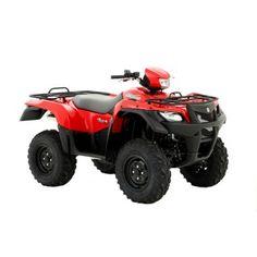 Suzuki King Quad 450 ATV Review