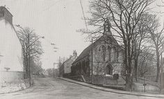 Spiersbridge Church Thornliebank CGlasgow Glasgow, Old Photos, Scotland, History, Pictures, Painting, Outdoor, Art, Old Pictures