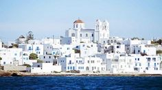 See: Don't get us wrong—Santorini is a destination every romantic should have on their bucket list, but if you've visited the whitewashed caldera, where to next? If flashy Mykonos isn't...
