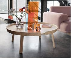 Part of the Muuto Around Series designed by Thomas Bentzen, the Around Coffee Table Extra Large is the perfect contemporary addition to any living space. Contemporary Coffee Table, Modern Coffee Tables, Contemporary Design, Living Room Designs, Living Spaces, Industrial Table, Coffee Table Design, Farmhouse Table, Dining Table