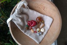 Order your own beads for a Blessingway or just as a gift for a new mother.