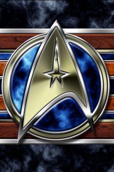 United Federation of Planets Insignia Star Trek Logo, Star Trek Tv, Star Wars, Star Trek Ships, Star Trek Enterprise, Nave Enterprise, Star Trek Wallpaper, Star Trek Original, Science Fiction