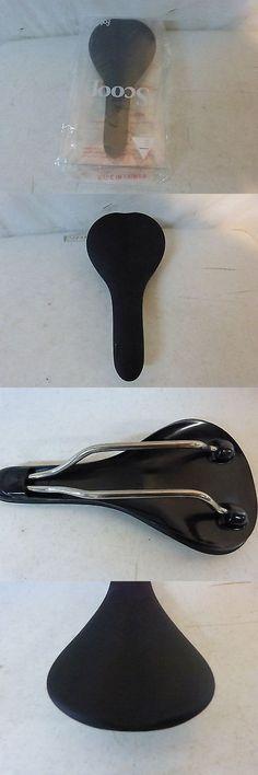 Saddles Seats 177822: Fabric Scoop Flat Race Saddle Ti Rails - Road Bike Seat 142Mm Black 238G -> BUY IT NOW ONLY: $79.99 on eBay!