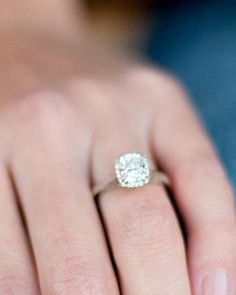 Get the sweet stories behind these real brides' engagements (and rings!)