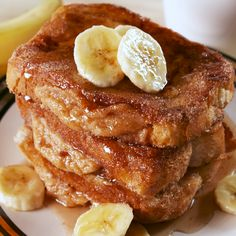 Ooey, gooey and delicious! This peanut butter stuffed french toast is recipe sure to get you out of bed in the morning