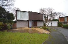 1960s modernism: J Roy Parker-designed property in Parkgate, Cheshire