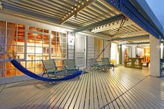 Atlantic Dream Beachfront Villa - Scarborough, South Africa - stayed here in Feb Awesome! Atlantic Beach, Beach Villa, Beach Holiday, Lounge Areas, Cape Town, South Africa, Swimming Pools, Hammock, Catering