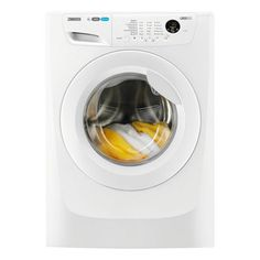 Zanussi ZWF91283W LINDO300 Washing Machine In White 1200rpm 9kg A   Free 2 Year Warranty! (subject to registration)Which? BEST BUY Award – Feb 20151200 Spin 9kg Washing Machine19 Programmes #washingmachines #kitchenappliances #homeelectricals #laundry