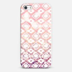 Diamond Blush iPhone 5s case by Lisa Argyropoulos | Casetify