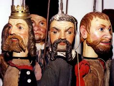 Early puppets from Prague - first2.jpg 773×580 pixels