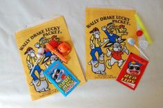 Lucky packet / childhood memories / onthou / remember this / kinderdae