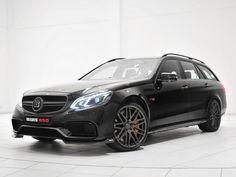 2013 Brabus Mercedes-Benz E 63 AMG Estate