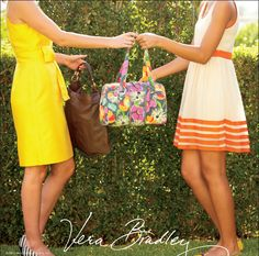 Make a Fresh Start with Vera Bradley's Spring 2013 Launch & Bag Trade In Event!