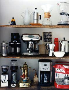 Coffee machines #cupamonth www.cupamonth.com
