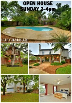 Open House. Sun 2-4PM 1312 Chalk Ln. Buda, TX  Listed by Kent Redding Berkshire Hathaway HomeServices Texas Realty. More Info: http://www.callkent.com/listing/3649286-1312-chalk-ln-cedar-park-tx-78613/