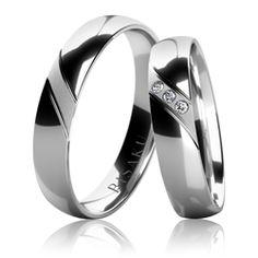 Snubní prsten, model č. 4817/2