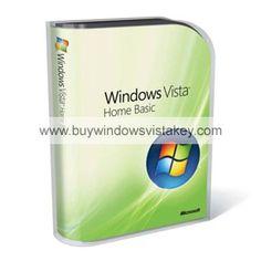 Windows Vista Home Basic 32 Bit Product Key