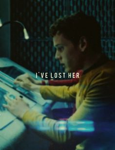 No one paid attention how devastated Chekov was in this scene...:(