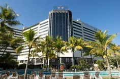 Hotel Eurobuilding Caracas, ubicado en Chuao, ofrece 617 habitaciones, business center, restaurant, bar.