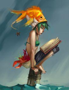 ocean reading