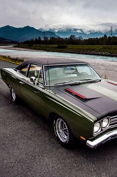 1969 Plymouth Road Runner | Re-pin by #ParadisoInsurance @paradisoins #ClassicCarInsurance
