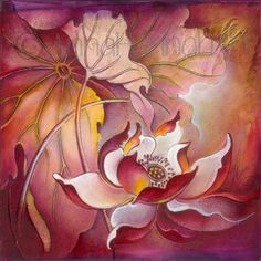 """""""The Inner Voice"""" from the series """"In the Lotus Land"""""""