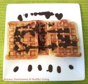 Waffles -1 Waffles, Healthy Living, Snacks, Breakfast, Food, Morning Coffee, Appetizers, Healthy Life, Essen