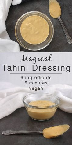 Keep a batch of Magical Tahini Dressing handy for dipping or drizzling. I have not found a food yet that it doesn't go well on. Maybe not cupcakes. MAYBE.