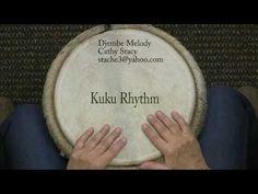 Here is one part to the African djembe hand drum rhythm Kuku. Bucket Drumming, Music Is Life, Music Class, Djembe Drum, Didgeridoo, Hand Drum, Sound Healing, Elementary Music, Music Therapy