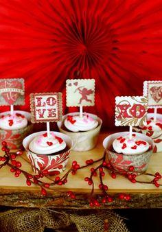 Όμορφες ιδέες για να στολίσεις το τραπέζι για τον Άγιο Βαλεντίνο
