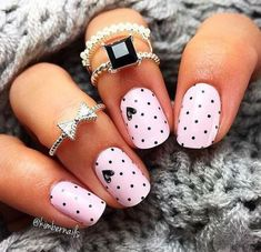 20 Amazing Valentine's Day Nails Looks – SOCIETY19