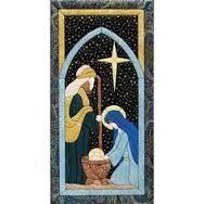 Image result for vitrales navideños de papel
