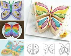 Butterfly Cake Tutorial