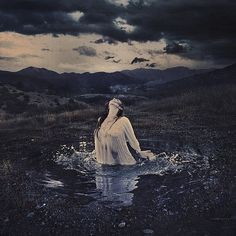 out of the earth by Brooke Shaden | Flickr - Photo Sharing!