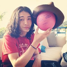 THE ezra miller, ladies and gents :)