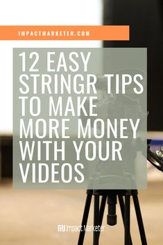 Interested in being a media content contributor with Stringr? This review shares 12 tips with the Stringr App that will show you the money. Click through to check it out! #stringr #stringrreview #stringrapp #mediacontentcontributor Make More Money, Extra Money, Local Tv Stations, Get Paid Online, Still Photography, You Videos, Check It Out, Content, App