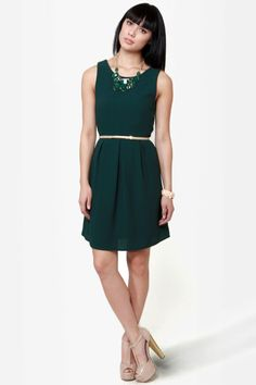 Bolero with Dark Green Dress | ♥Mix & Match♥ | Pinterest | Dark ...