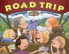 Road Trip Book Kids- Kid World Citizen