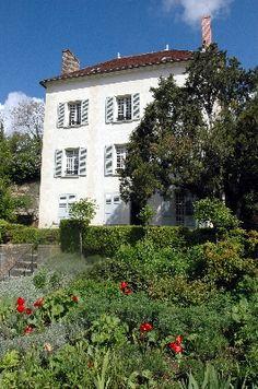 Maison du Docteur Gachet - Auvers-sur-Oise -