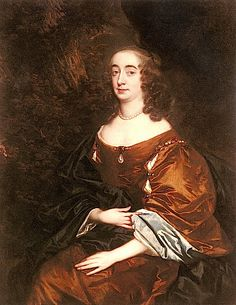 Elizabeth, Countess-of Cork by Sir Peter Lely