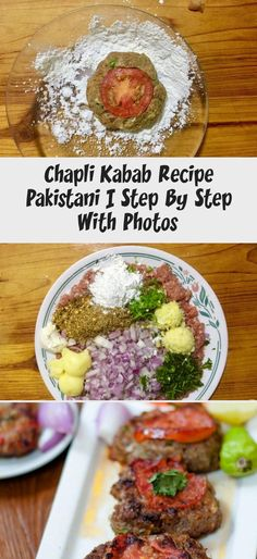 These mince kababs are juicy with tomatoes and uniquely spiced with cumin and coriander seeds. Try it, i promise you'll love em. #chaplikabab #kabab #mince kabab #tasty #mince recipes #Recipeswithmince