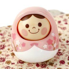 Unazukin Fairy Unazukin Voice Control Nodding Doll Toy - Cherry Blossom Version