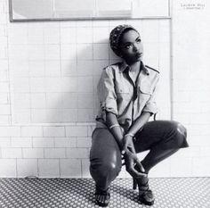 Lauryn Hill, pre-Miseducation.