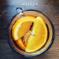 Zimowa herbata z maliną i imbirem, czy grzaniec owocowo-korzenny? | Winter tea with raspberry and ginger or fruit and spicy mulled tea?